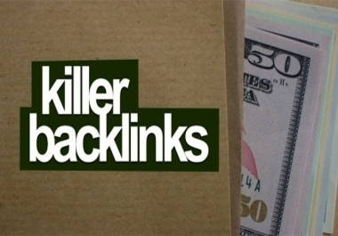 storm your website with 450 Killer SEO Backlinks