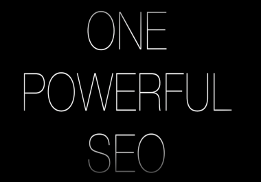 give you a detailed SEO Report on your website