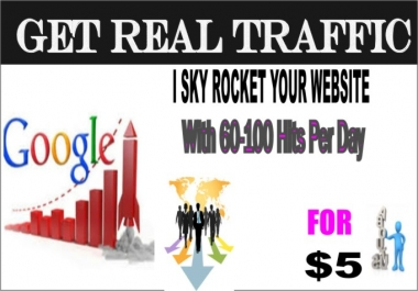 skyrocket your WEBSITE with 60-150 hits per day