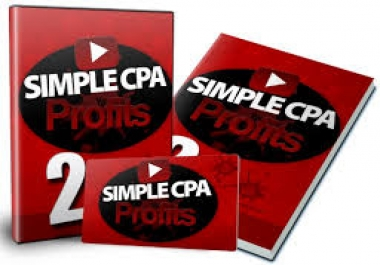 offer a Simple CPA method that can regenerate over $3,000 in CPA commissions weekly