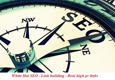 build dofollow backlinks 1PR6 + 2PR5 + 7PR4 + 20PR3 real high pr white hat seo