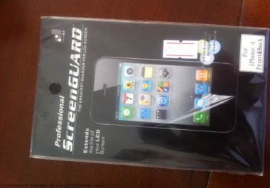 send you iPhone 4 screen protector