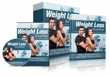 give a course Weight Loss Simplified in audio MP3 and ebook