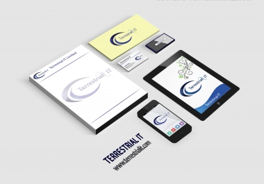 Design full Branding Identity/Stationery Package in Your Business
