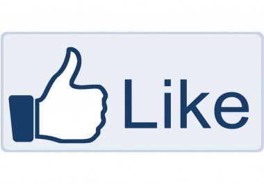 give you 600 fb fan page like