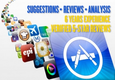 review your iOS app