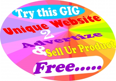 SEND WEBSITE TO YOU WHERE YOU CAN MARKET YOUR PRODUCT FREE TO ABOUT 20,000,000 PEOPLE