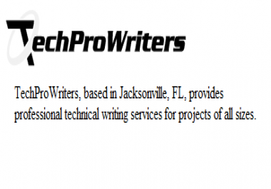 proofread and revised any technical document