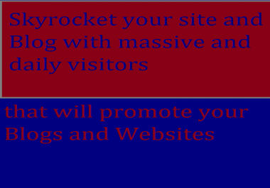 PROMOTE your website to my over 250k Facebook fans