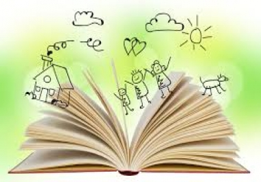 write a 500 word childrens story