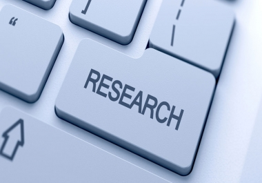 do research for your business