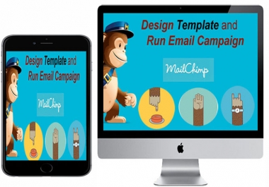 provide all kinds of MAILCHIMP services
