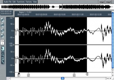 transcribe 20 minutes of audio or video