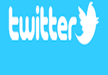 Blast your Ads to  one million twitter followers all for $5 guaranteed.