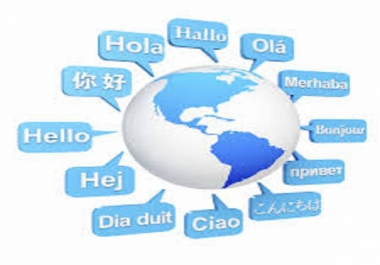 translate your articles into any language