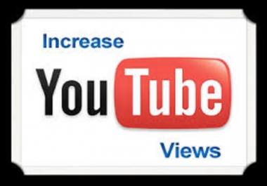 Add Real and active 5000+ YouTube views