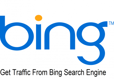 Send you unlimited traffic from bing,facebook at you