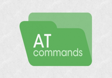 code AT commands