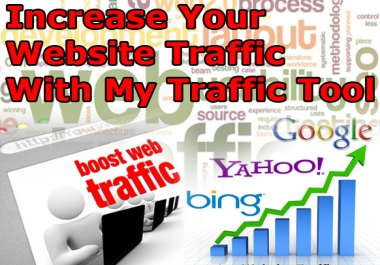 give you a link to get unlimited lifetime traffic to your sites for