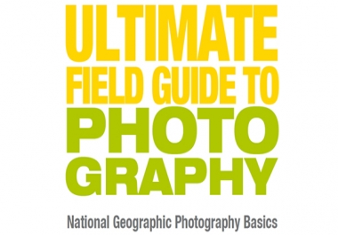 give Ultimate Field Guide of Photography
