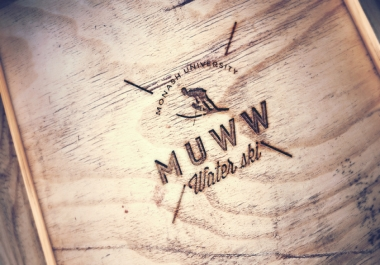 create a vintage logo for your brand or any project