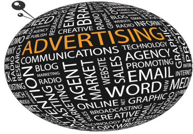 Advertise your service to 10million people across the word