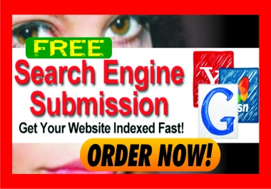 teach you how to submit your site to numerous search engines for FREE