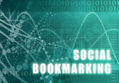manually bookmark your site to 30 social sites
