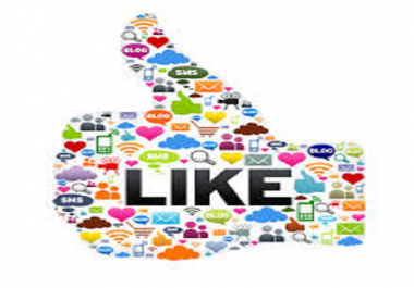 Give Instant 500 Facebook Fan page Likes