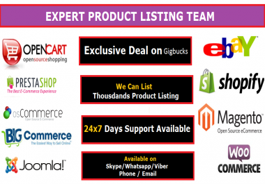 add 20 Product Listing on Opencart Site