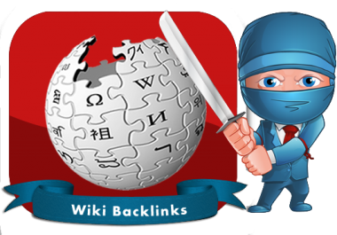 Create 5000 Wiki backlinks for your site