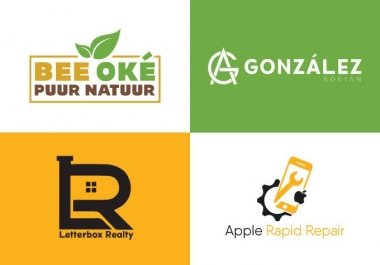 Design professional logos with unlimited revisions