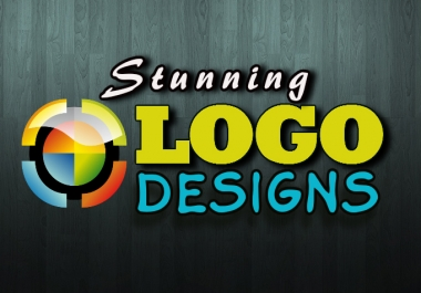 Design 2 Unique,Colorful, Stunning, Eye Catching LOGO In 24 Hours