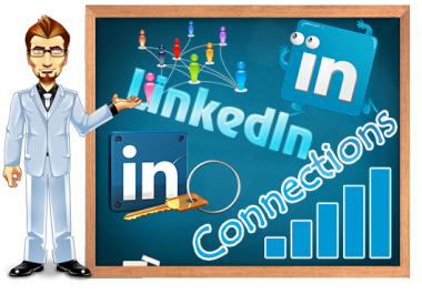 give List of 130,000+ LinkedIn Connections Ready To Accept Your Invite