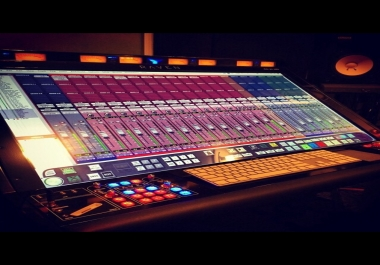Create sounds and sound effects for music,movie,games,jingles e.t.c