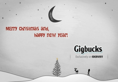 create this Engaging and Stunning Christmas New year Greetings Video for your Business