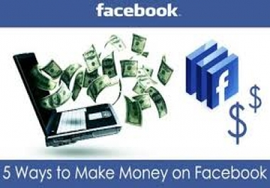 teach you how to make $700 daily with your facebook account