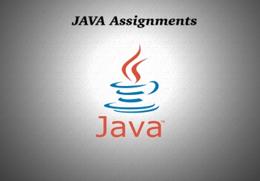 do your Java and OOPS Assignments