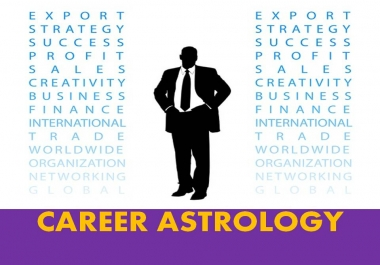 prepare career astrology report and a make career Personality Test