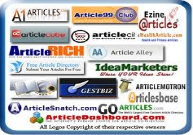 scrape,spin,submit and ping 1 article to top 8000+ article directories pr 0 to 8 with AMR last version, be article submission king
