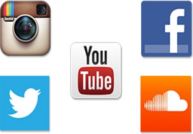give a website where you will increase your Twitter Followers, Facebook Likes, YouTube Views and SoundCloud Plays at a very extremely cheap price.