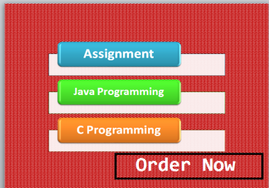 do your c or java programming ASSIGNMENT