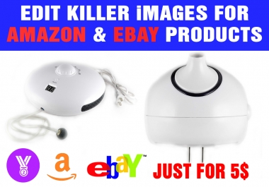 Edit DELUXE images for amazon and ebay products