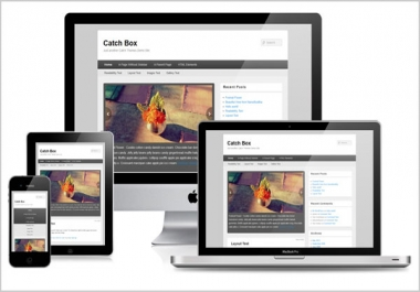 Build a Superb Responsive Wordpress Website/Blog