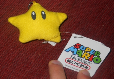 send you the star from Mario