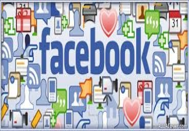 give you facebook page with 800 real likes