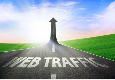 drive 10000 genuine real traffic to your website f