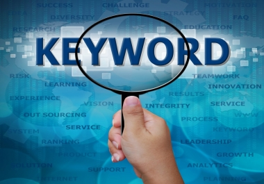 do popular KEYWORDS research for you