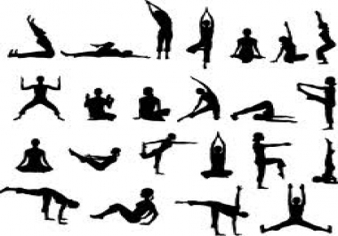 send you a e book about Indian ancient yoga postures step by step with photos 39 pages