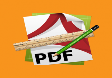 do anything you need to enhance your PDF documents. Starting